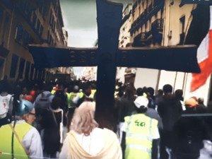 Gilets jaunes acte 46 Paris